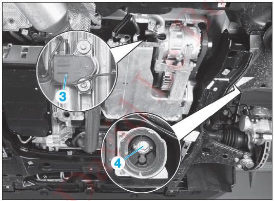 revue technique automobile - mercedes-benz classe b: circuit de