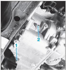 revue technique automobile mercedes benz classe b vidange remplissage de l 39 huile de bo te. Black Bedroom Furniture Sets. Home Design Ideas