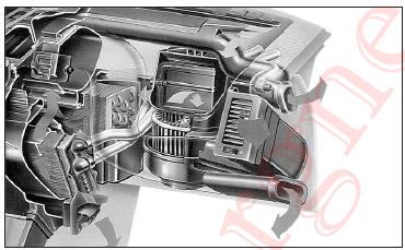 revue technique automobile mercedes benz classe b chauffage climatisation revue technique. Black Bedroom Furniture Sets. Home Design Ideas